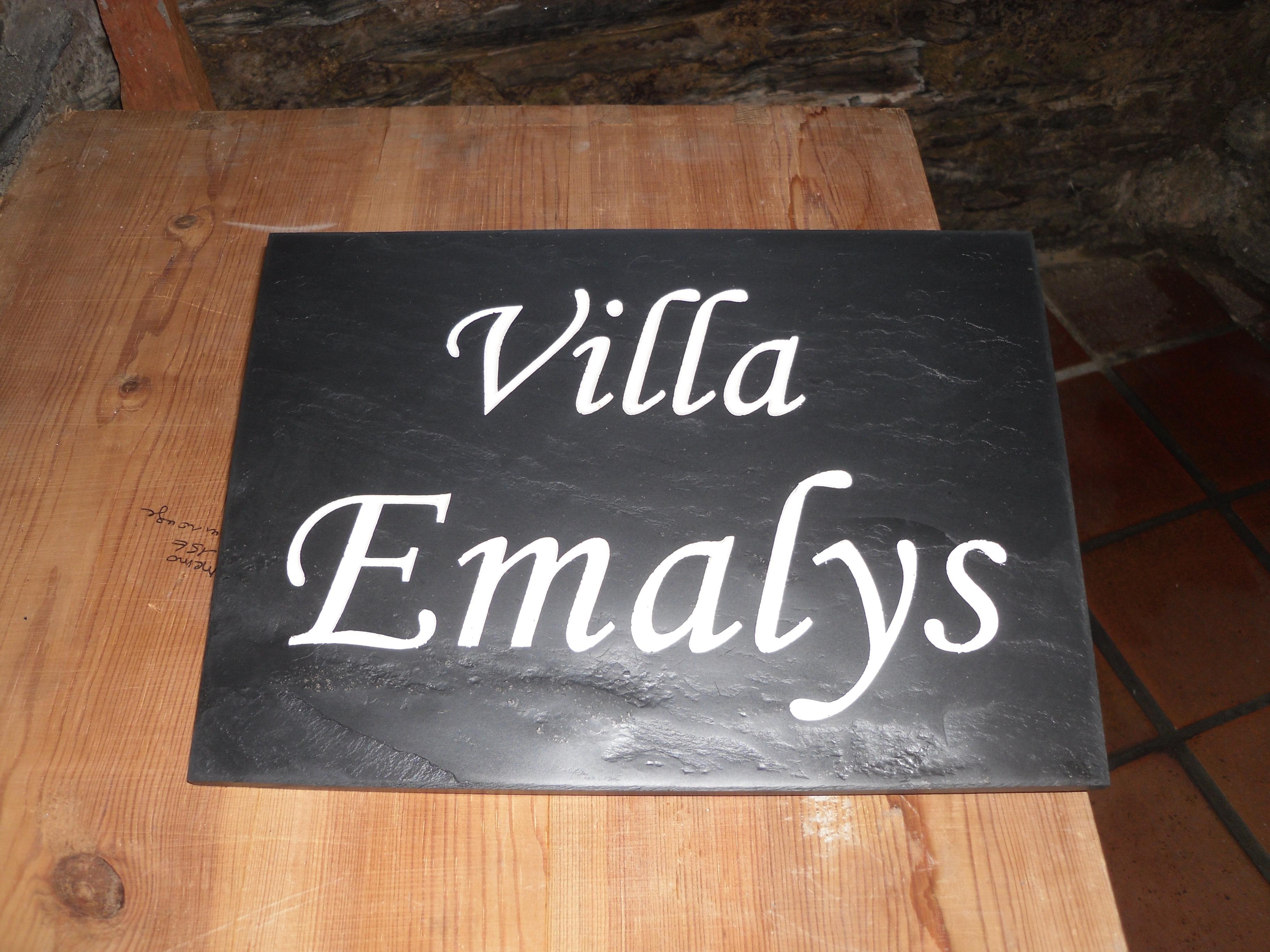 Villa Emalys