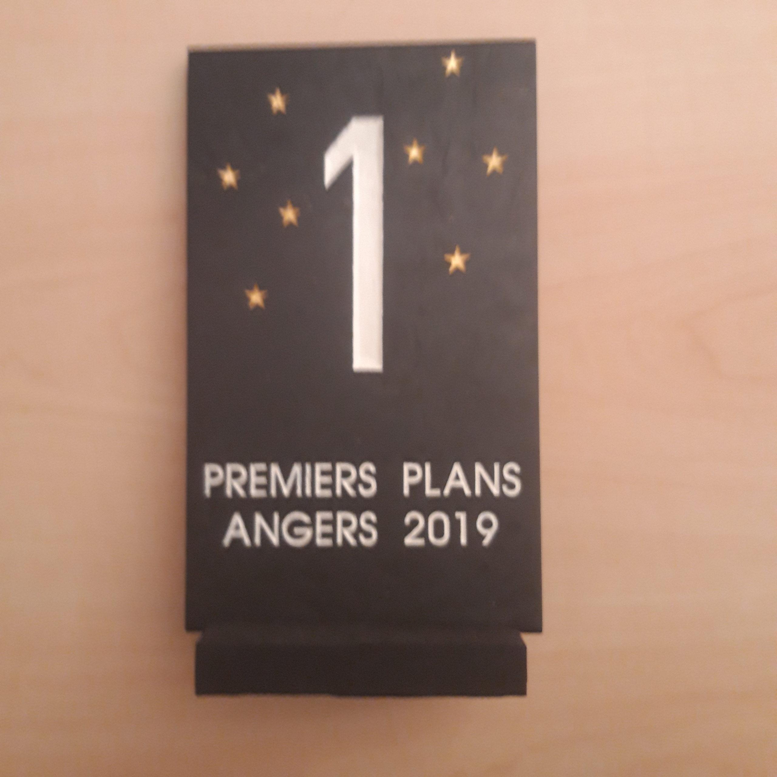 Trophée Premiers Plans 2019