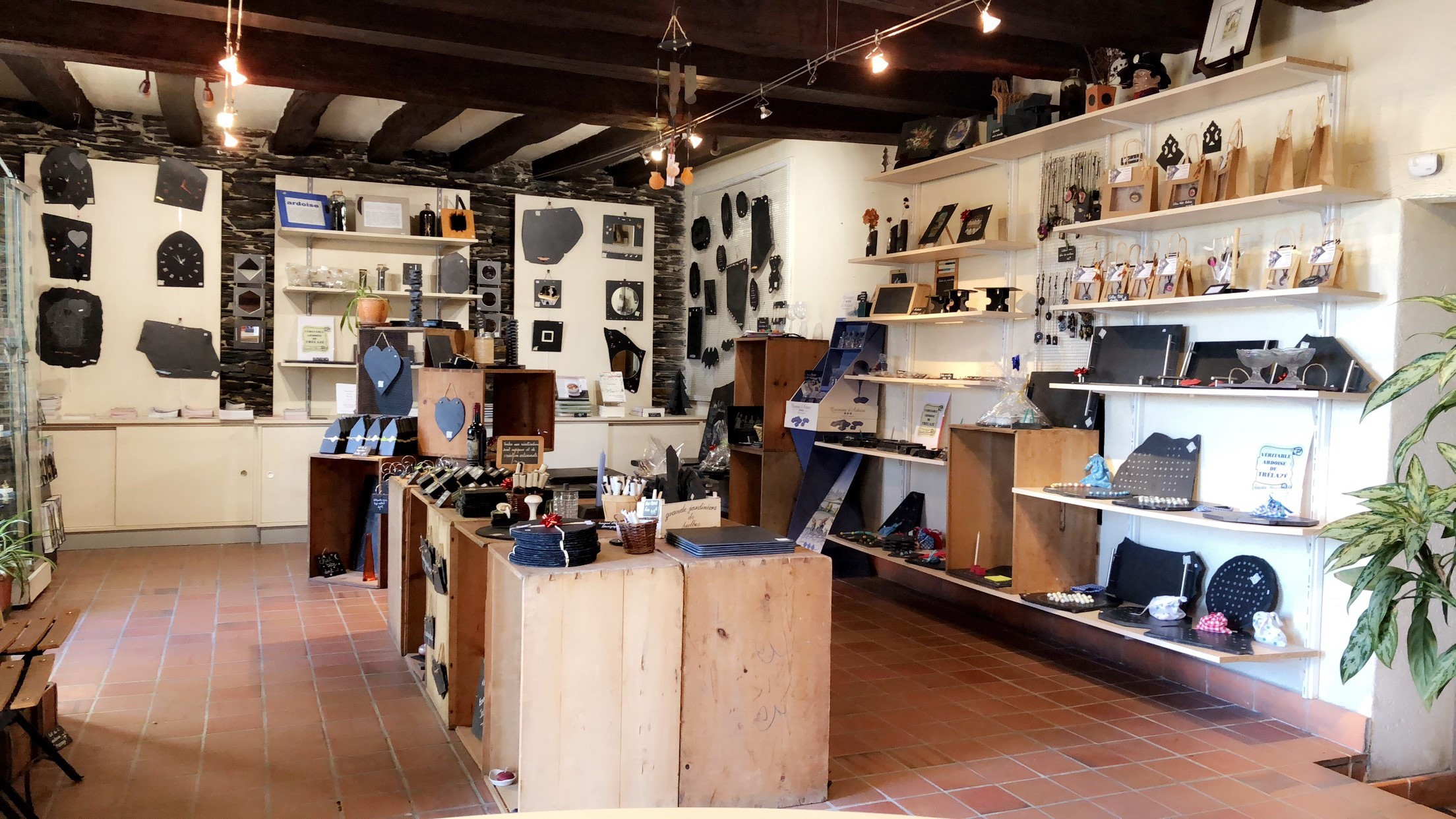 photo générale boutique